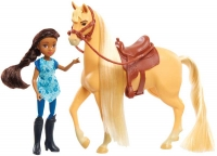 Wholesalers of Spirit Small Doll And Classic Horse Asst toys image 3