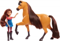 Wholesalers of Spirit Small Doll And Classic Horse Asst toys image 4