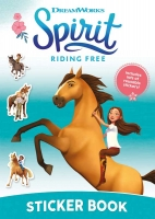 Wholesalers of Spirit Sticker Book toys image