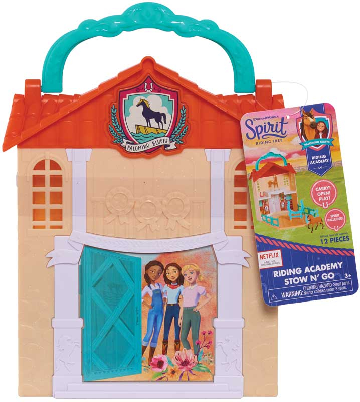 Wholesalers of Spirit Stow N Go toys