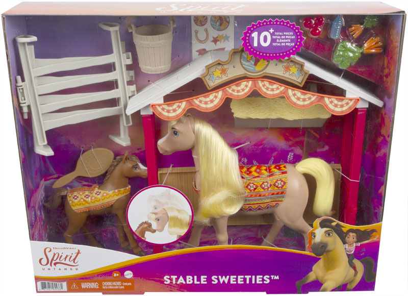 Wholesalers of Spirit Sweet Stable toys