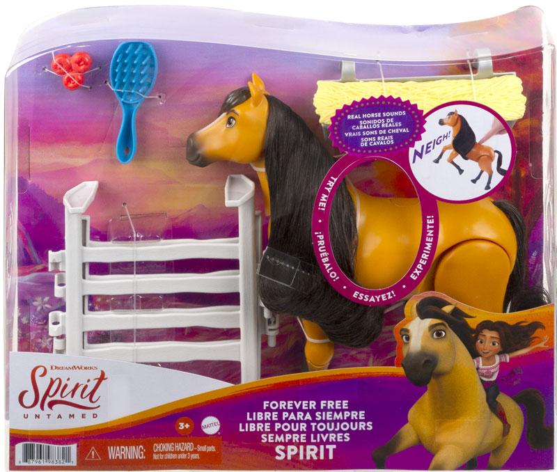 Wholesalers of Spirit Untamed Forever Free Spirit toys