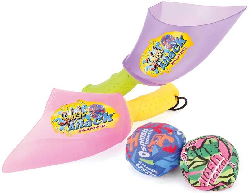 Wholesalers of Splash Attack Splash Balls toys