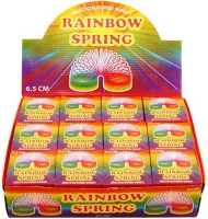 Wholesalers of Spring 6.5cm Rainbow toys image 2