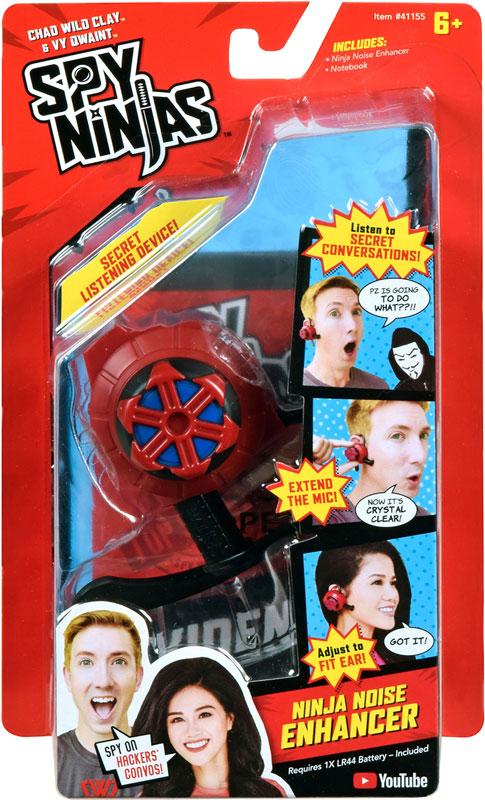 Wholesalers of Spy Ninjas Noise Enhancer toys