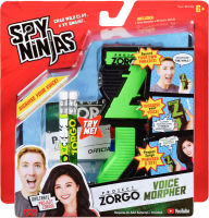 Wholesalers of Spy Ninjas Project Zorgo Voice Morpher toys Tmb