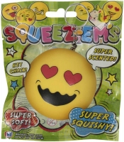 Wholesalers of Squeez-ems Scented Smiley toys image 2