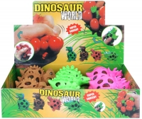 Wholesalers of Squeeze Dinosaur With Beads 9cm toys image 2