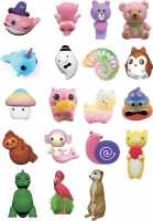 Wholesalers of Squidgys Asst toys image