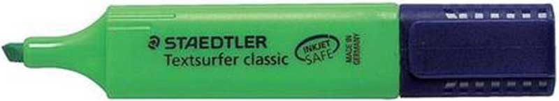 Wholesalers of Staedtler Textsurfer Classic Highlighter - Green toys