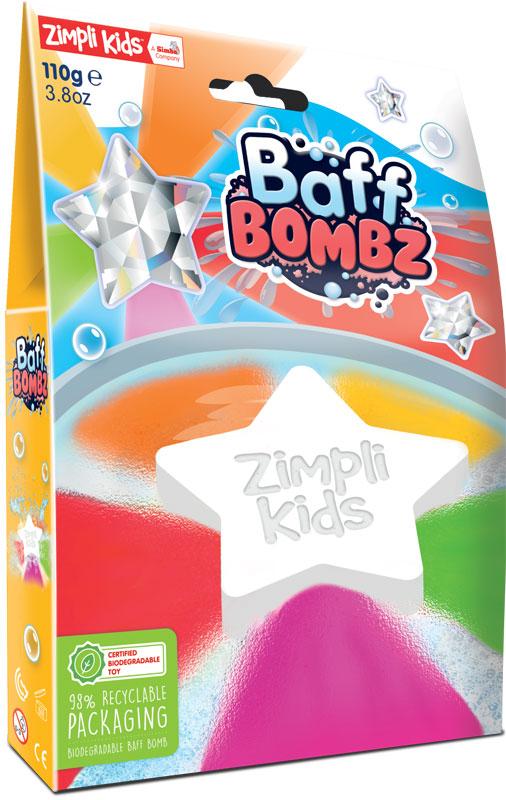 Wholesalers of Star Baff Bombz - 110g toys
