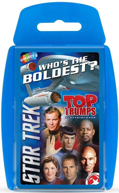 Wholesalers of Top Trumps - Star Trek toys
