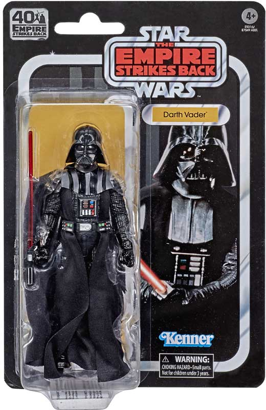 Wholesalers of Star Wars  40th Ann Darth Vader toys