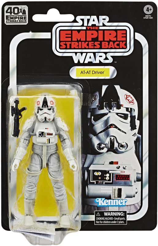 Wholesalers of Star Wars  40th Ann E5 Atat Driver toys