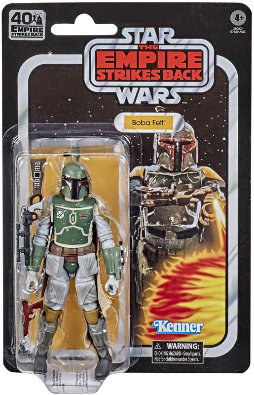 Wholesalers of Star Wars  40th Ann E5 Boba Fett toys