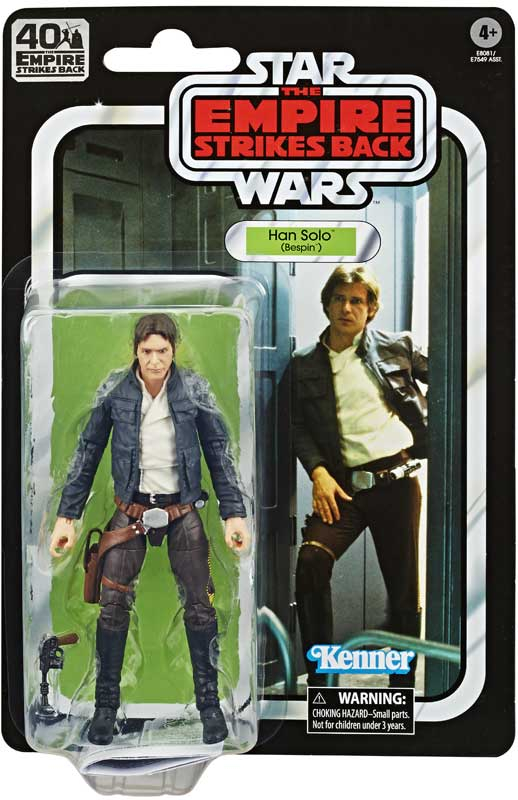 Wholesalers of Star Wars  40th Ann E5 Han Solo toys