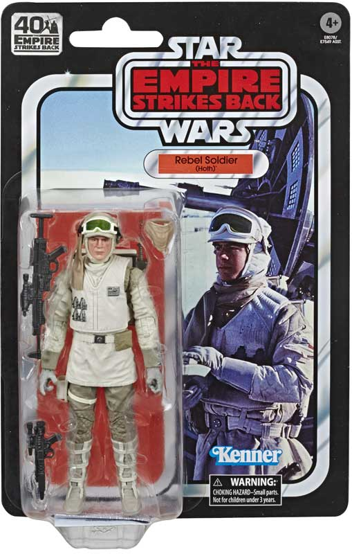 Wholesalers of Star Wars  40th Ann E5 Hoth Rebel Soldier toys