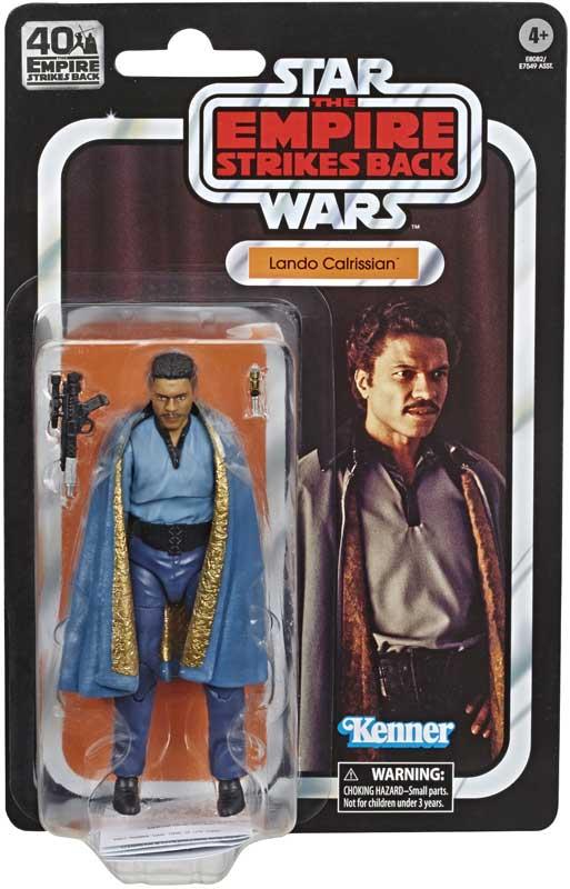 Wholesalers of Star Wars  40th Ann E5 Lando Calrisian toys