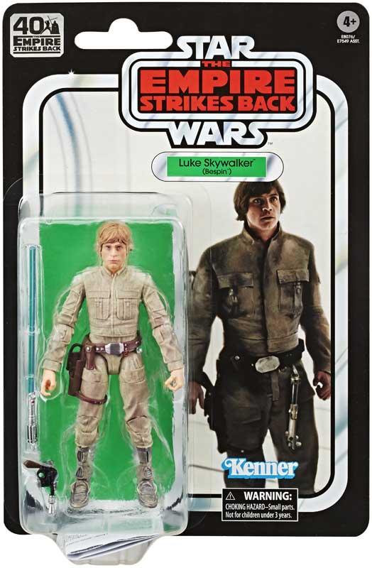 Wholesalers of Star Wars  40th Ann E5 Luke Skywalker Bespin toys