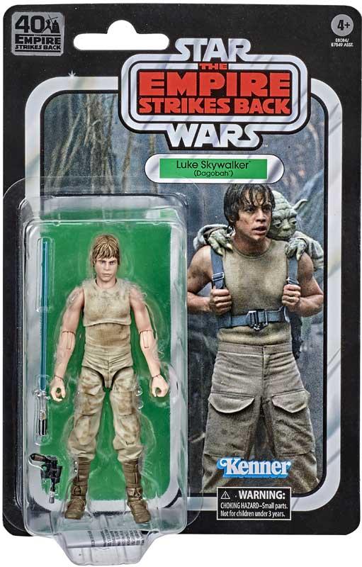 Wholesalers of Star Wars  40th Ann E5 Luke Skywalker Dagobah toys