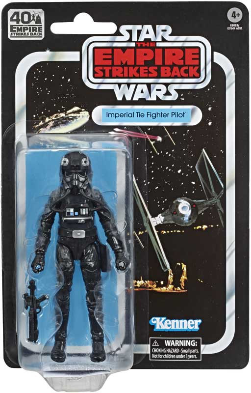Wholesalers of Star Wars  40th Ann E5 Tie Pilot toys