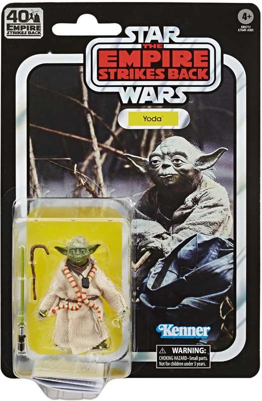 Wholesalers of Star Wars  40th Ann E5 Yoda toys