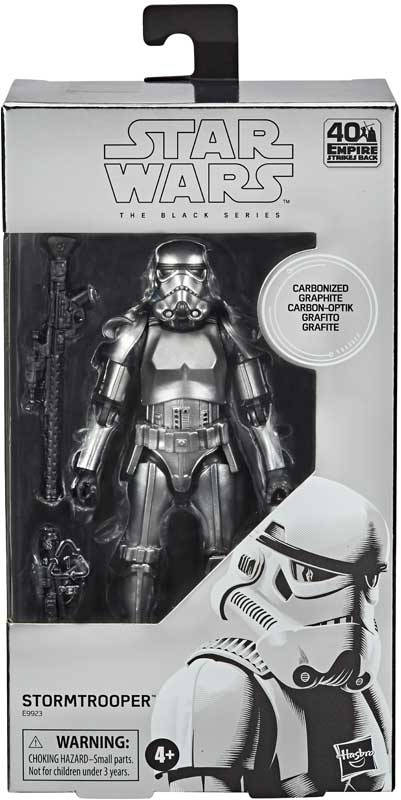 Wholesalers of Star Wars  Bl Carbon 2nd Metallic Clone Trooper toys