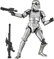 Wholesalers of Star Wars  Bl Carbon 2nd Metallic Clone Trooper toys image 2