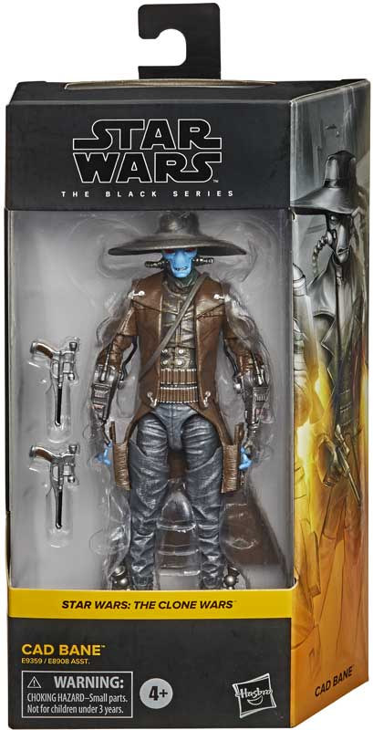 Wholesalers of Star Wars  Bl Cw Cad Bane toys
