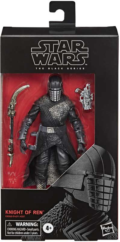 Wholesalers of Star Wars Bl E9 Knight Of Ren toys
