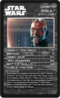 Wholesalers of Top Trumps - Star Wars 1-3 toys image 3