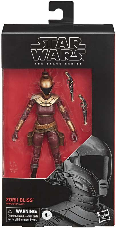 Wholesalers of Star Wars Bl E9 Zorii Bliss toys