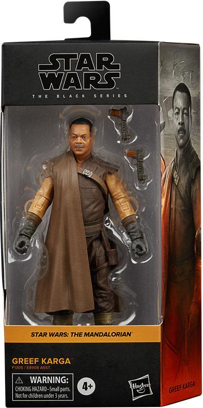 Wholesalers of Star Wars Black Series Greef Karga toys