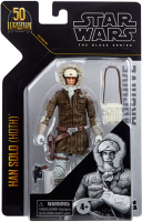 Wholesalers of Star Wars Black Series Archive Han Solo Hoth toys image
