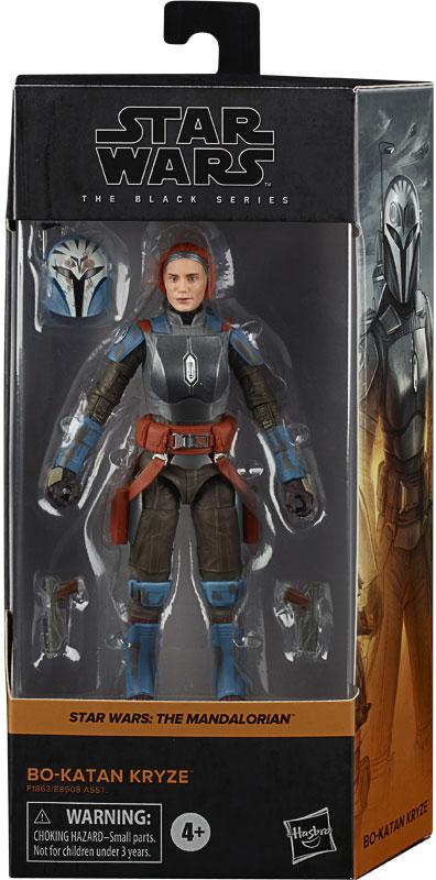 Wholesalers of Star Wars Black Series Bo Katan Kryze toys