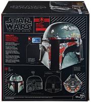 Wholesalers of Star Wars Black Series Boba Fett Premium Helmet toys Tmb