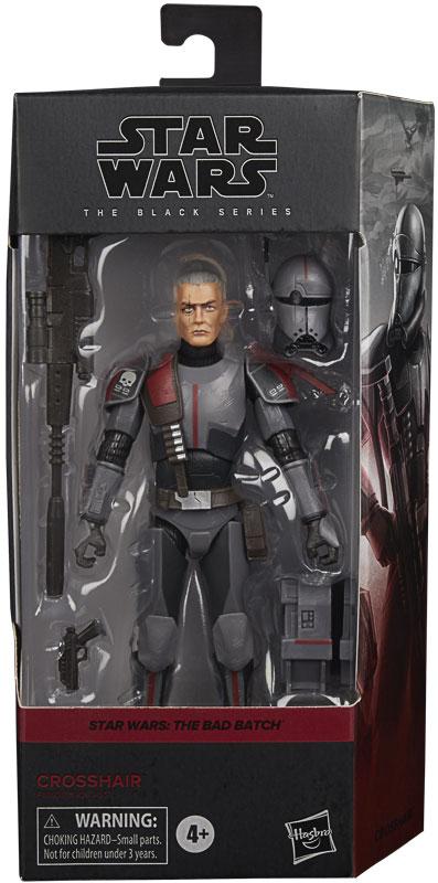 Wholesalers of Star Wars Black Series Crosshair toys