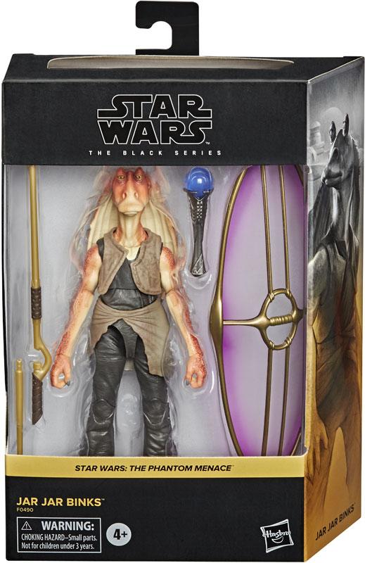 Wholesalers of Star Wars Black Series Jar Jar Binks toys