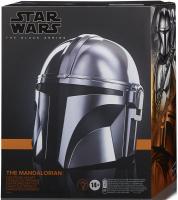 Wholesalers of Star Wars Black Series Man Mandalorian Elec Helmet toys Tmb