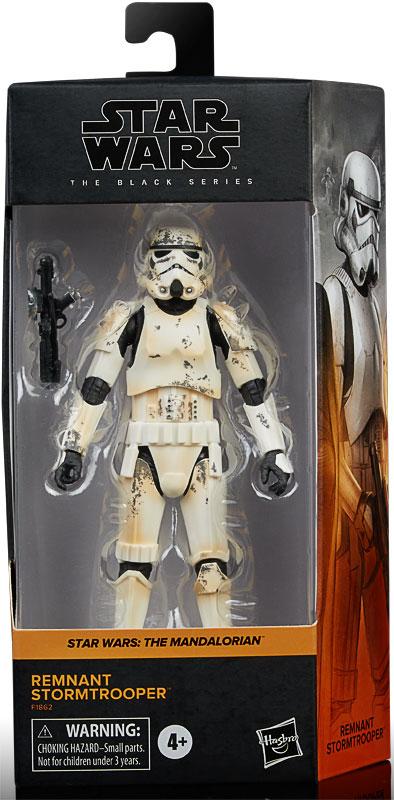 Wholesalers of Star Wars Black Series Remnant Trooper toys