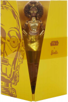 Wholesalers of Star Wars C-3p0 X Barbie Doll toys image