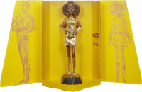 Wholesalers of Star Wars C-3p0 X Barbie Doll toys image 3