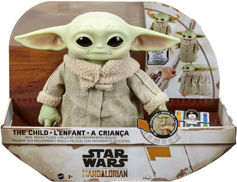 Wholesalers of Star Wars Child Feature Plush toys