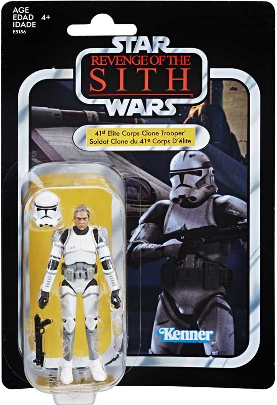 Wholesalers of Star Wars E3 Vin Elite Clone Trooper toys