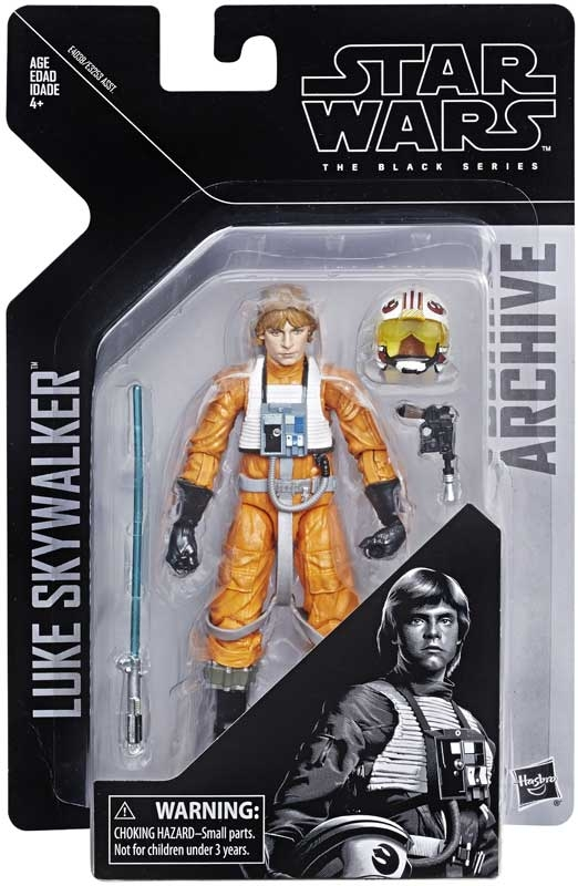 Wholesalers of Star Wars E4 Bl Gr Luke Skywalker Pilot toys