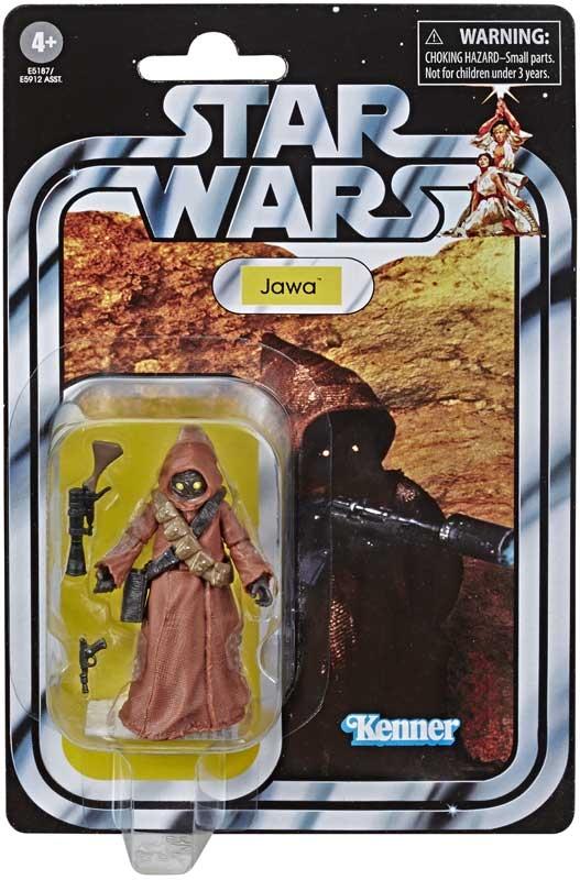 Wholesalers of Star Wars E4 Vin Jawa toys