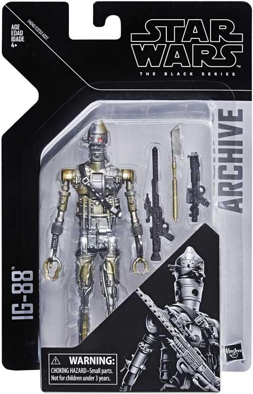 Wholesalers of Star Wars E5 Bl Gr Ig88 toys