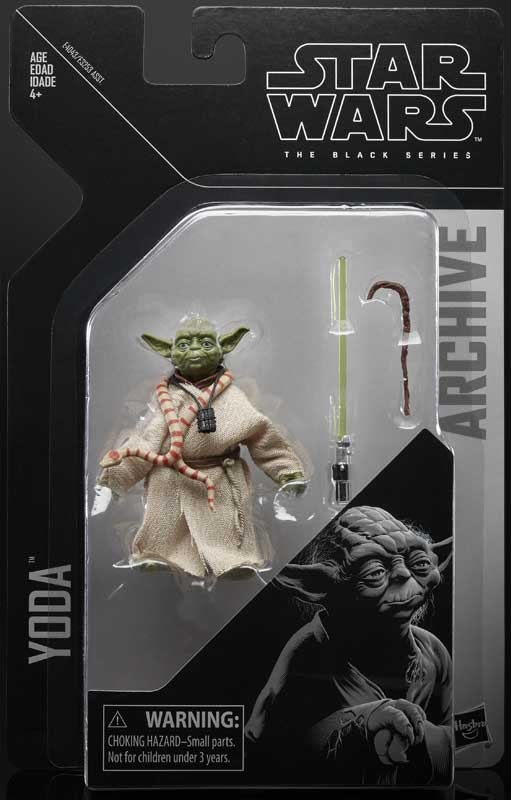 Wholesalers of Star Wars E5 Black Series Yoda toys