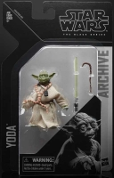 Wholesalers of Star Wars E5 Black Series Yoda toys image