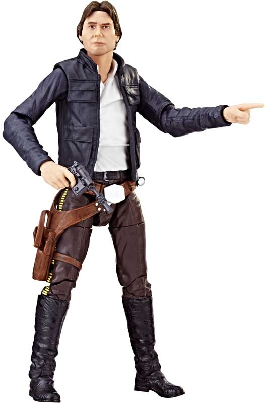 Wholesalers of Star Wars E5 Han Solo Bespin toys